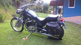 Suzuki Intruder Vs 800 Gl Azul - Nova