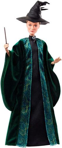 Boneca Minerva Mcgonagall Harry Potter Professora Mattel