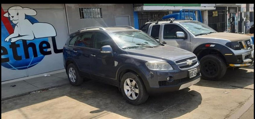 Chevrolet  Captiva  Full Equipo / Top