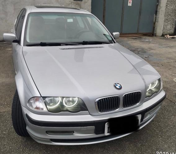 Bmw 325i 2.5 24v 192cv 2001 Sedan Prateado