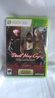 Devil May Cry Hd Collection - Nuevo Y Sellado - Xbox 360