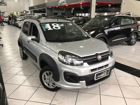 Fiat Uno Way 1.0 Firefly (flex) 2018