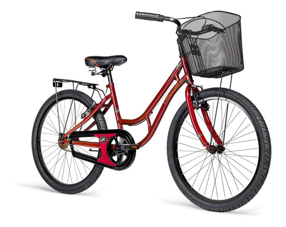 Bicicleta Mercurio Urbana Kitten Rodada 26