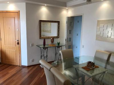 Apartamento Em Jardim Marajoara, São Paulo/sp De 92m² 3 Quartos À Venda Por R$ 680.000,00 - Ap229221