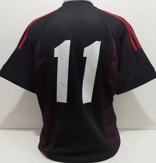 Camisa Milan Antiga 2003 / 2004 adidas - Jr