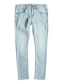 17dcc77e1a Jeans Slim Quiksilver de Hombre en Mercado Libre Argentina