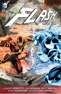 Hq Flash - Volume 6 - Out Of Time (inglês)