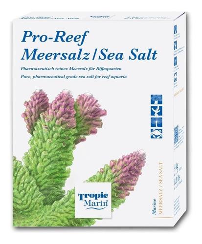Imagen 1 de 1 de Sal Marina Tropic Marin Pro Reef 4 Kg Para 120 Litros