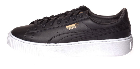 Zapatillas Puma Basket Platform Core - 364040/03