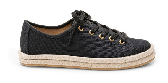 Zapatilla Sneaker Chimmy Churry Negra