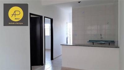 Casa Com 2 Dormitórios À Venda, 43 M² Por R$ 155.000 - Vila São Paulo - Mogi Das Cruzes/sp - Ca0059