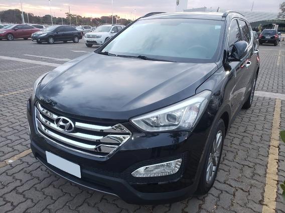 Hyundai Santa Fe 3.3 V6 270cv Único Dono Impecável - 2014
