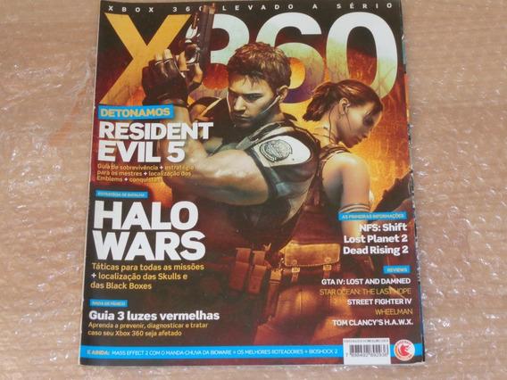 Revista Resident Evil - Revista Xbox 360 - Frete R$ 20