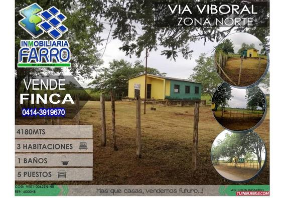 Venta De Finca Via Viboral Zona Norte Ve01-0062zi-hb