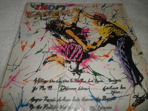 Disco Vinyl Merengues Tropi Changa - Varios Artistas (1991)