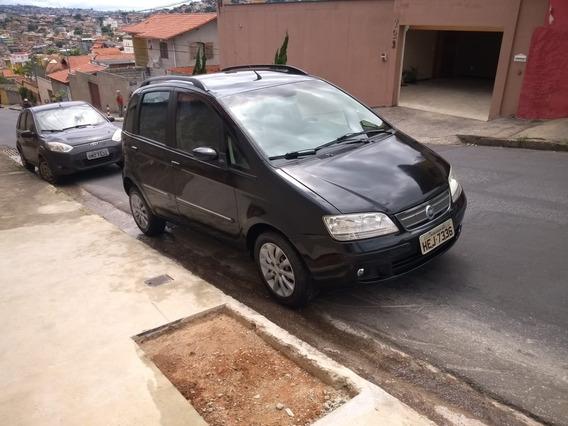 Fiat Idea Hlx 1.8 2006/2006 Completo