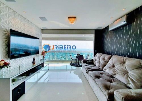 Imagem 1 de 19 de Apartamento Alto Padrão Venda 3 Dormitorios 2 Suites 3 Banheiros Varanda Gourmet 2 Vagas Em Vila Maria Alta São Paulo-sp - 220004