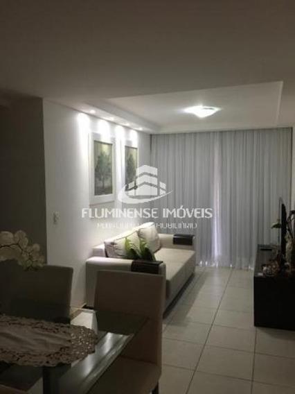 Apartamento 2 Dormitórios - Badu, Niterói / Rio De Janeiro - Apv21675