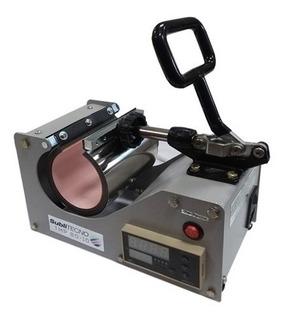 Maquina Sublimadora Tazas Tmp8010 Nicobuttons Intercambiable