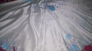 Mantel Redondo 1;60 Satinado