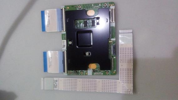 Placa T-com Da Tv Samsung Modelo Un60js7200g