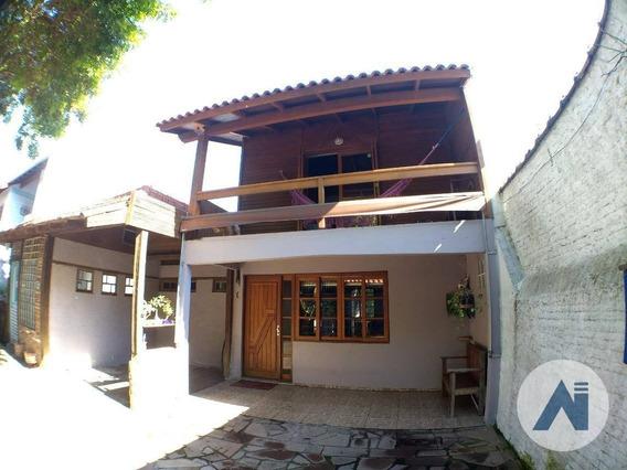 Casa Residencial À Venda, Rondônia, Novo Hamburgo - Ca2628. - Ca2628