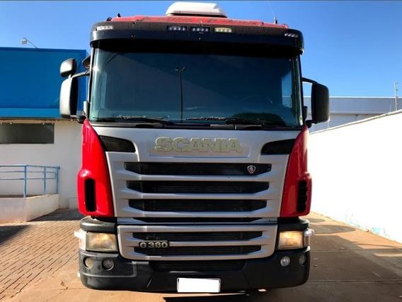 Scania G 380 - 6x2