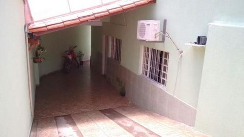 Casa Geminada Com 3 Quartos Para Comprar No Jardim Riacho Das Pedras Em Contagem/mg - 4509