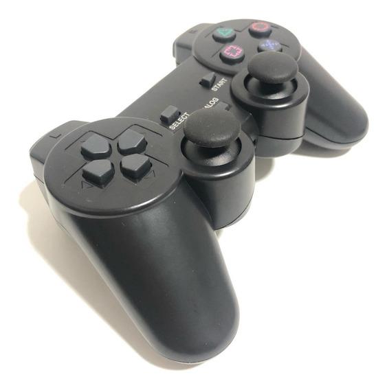 Controle Play 3 Dualshock Playstation 3 Sem Fio Novo