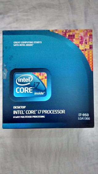 Processador Intel Core I7 950 Cache 8m, 3,06 Ghz, 4,80 Gt/s