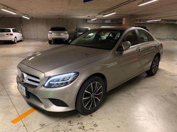 Mercedes Benz C200 Cgi Exclusive Demo 2020
