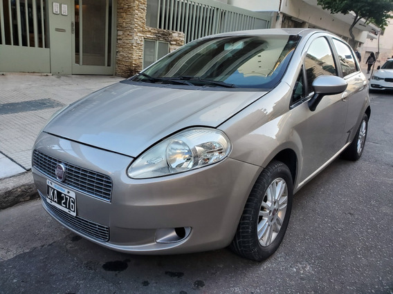 Fiat Punto Elx 1.4 2010 Gnc