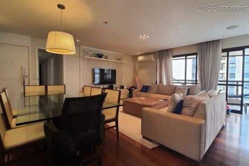 Imagem 1 de 15 de Apartamento - Vila Nova Conceicao - Ref: 10605 - V-r-ducha1010