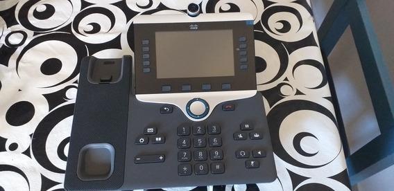Teléfono Fijo Con Videoconferencia Cisco