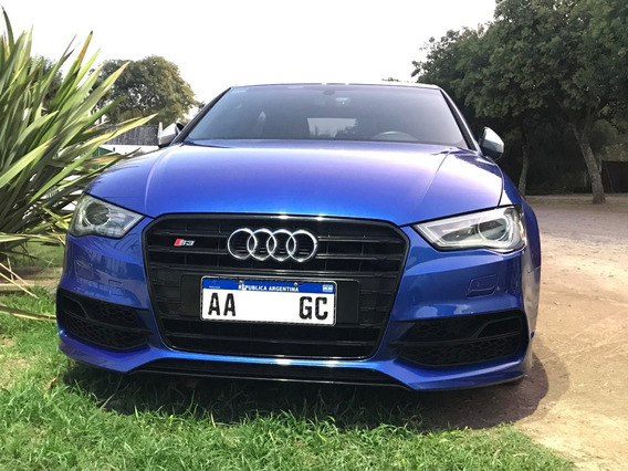 Audi S3 Sedan 300 Hp