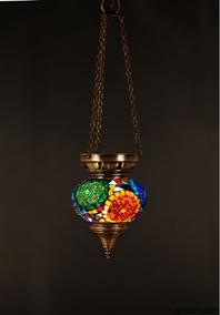 Lustre De Mosaico Turco Naz09