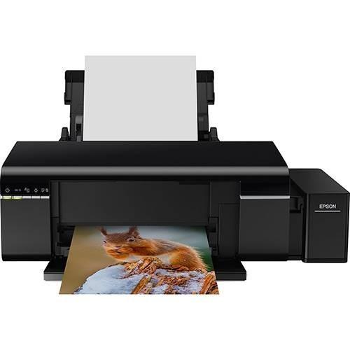 Impressora Epson L805 Wifi 220v 1ano Garantia + Nf