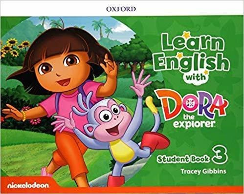 Learn English With Dora The Explorer 3 - Student Book