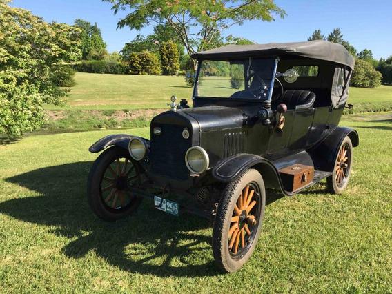 Ford T Doble Phaeton 1925