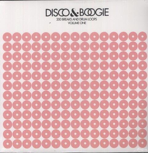 Disco & Boogie 200 Breaks And Drums Loops, Vol. 1 Lp Imp