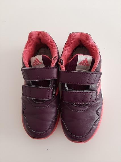 Zapatillas adidas Niñas Usadas N° 30