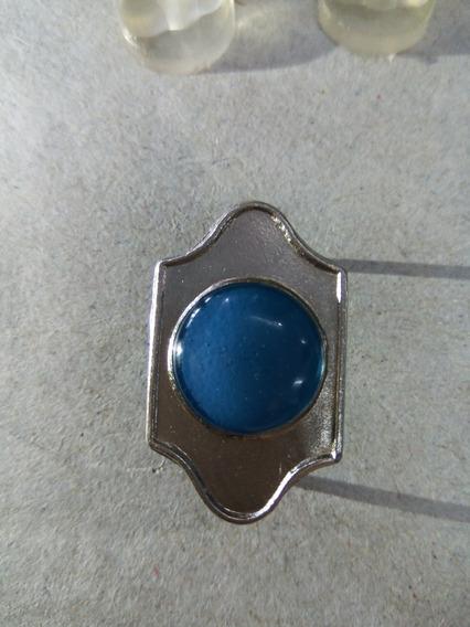 Par De Atributos Pin Distintivo Seguridad Policia