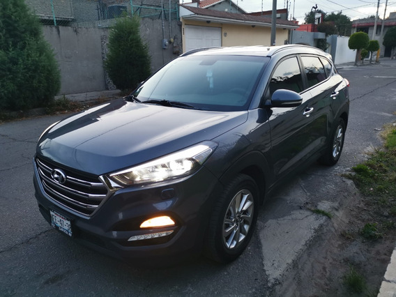 Hyundai Tucson 2.0 Limeted At 2017