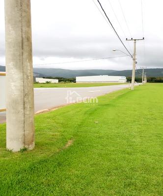 Terreno Em Área Comercial E Industrial De Biguaçu. - Te00055 - 33706059