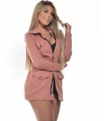 Parca / Jaqueta Feminino