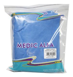 Sabana Resortada Medic Alfa Camilla X 3und