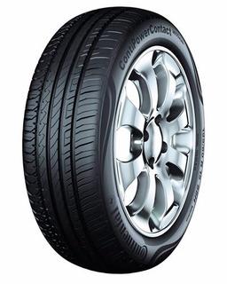 Kit X4 Neumáticos Continental 205/55/16 Power Contact 91v