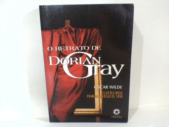 O Retrato De Dorian Gray Oscar Wilde Edição Bilíngue