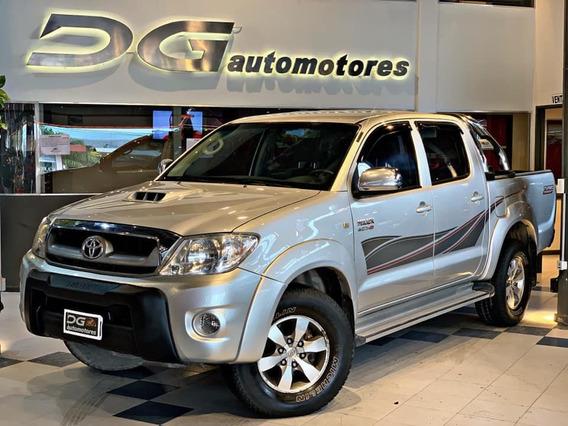 Toyota Hilux Srv 3.0tdi 4x2 | 2009 | Recibo Menor Y Financio