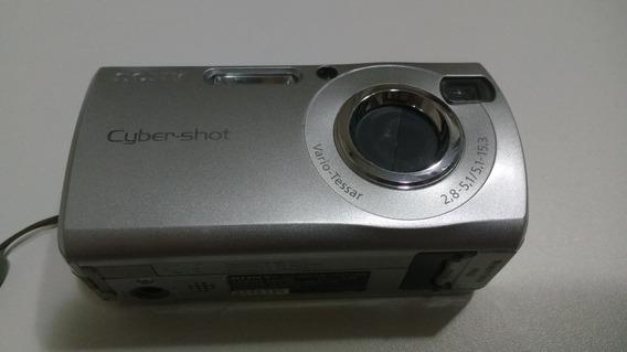 Sony Cyber-shot Dsc-s40 4.1- Defeito